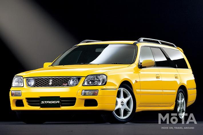 日産 ステージア(初代) RS(1999年)