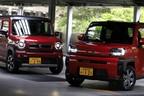 【予算150万円の軽SUV選び】スズキ 新型ハスラーとダイハツ 新型タフト対決! 家族で使うなら断然ハスラーだが、タフトも捨てがたい選択肢だった