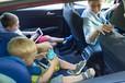 車内の赤ちゃんグッズ整理におすすめ! ドライブポケットは後部座席で使える便利なアイテム!
