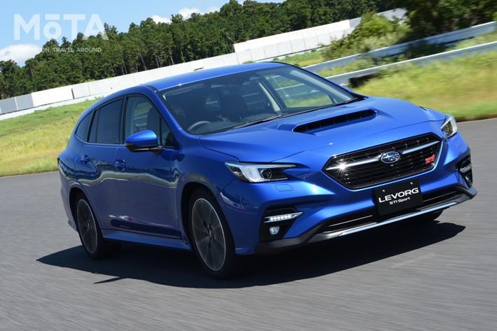 北米で発表された新型「スバル WRX」,「スバル レヴォーグ」