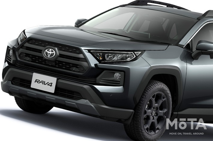 "トヨタ RAV4 特別仕様車「Adventure""OFFROAD package""」"