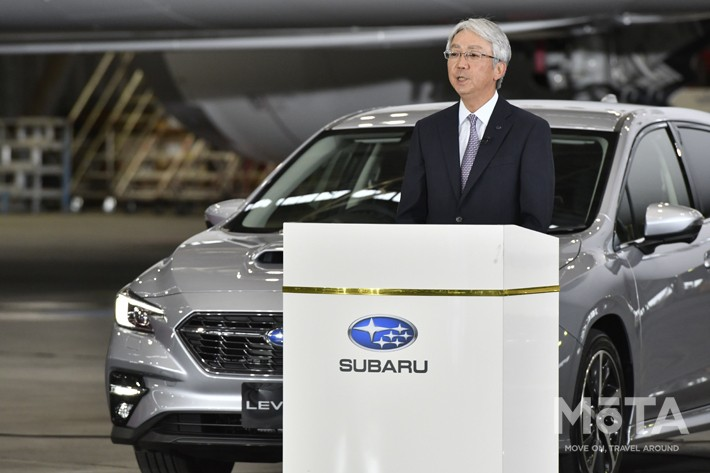 株式会社SUBARU 中村 和美 代表取締役社長 兼 CEO
