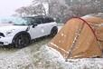 冬の寒さをナメたらダメ! 車中泊マット、初心者は断熱性で選ぶのがおすすめ