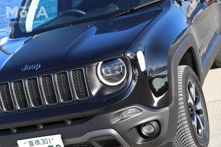「Jeep Renegade 4xe(ジープ レネゲード フォー・バイ・イー)」