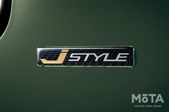 J STYLEのロゴ