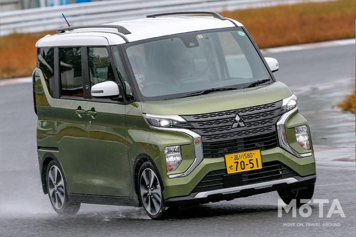 2020-2021 日本カー・オブ・ザ・イヤー 10ベストカー試乗・取材会 三菱 eKクロス スペース