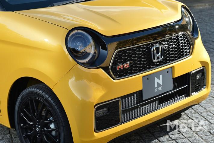 ホンダ 新型N-ONE RS