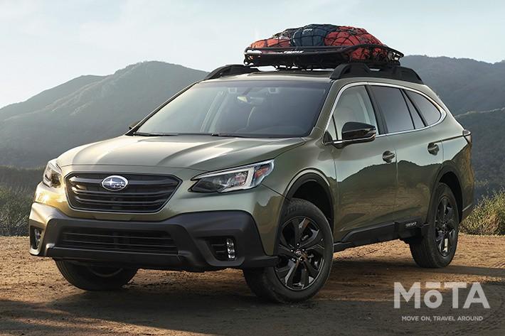 スバル 新型アウトバック(北米仕様)2021年モデル