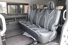 8人乗れて荷室も広い3ナンバーハイエース! 人気のディーゼルを搭載したコミューターベース「IF-EX8」/IFUU【Vol.6】
