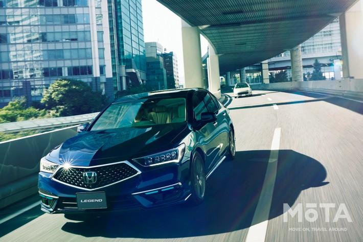 ホンダ 新型レジェンド ホンダセンシングエリート(Hybrid EX・Honda SENSING Elite)
