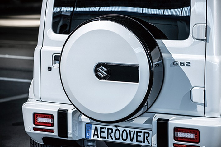 スズキ ジムニー G62/AERO OVER(K-Factory)