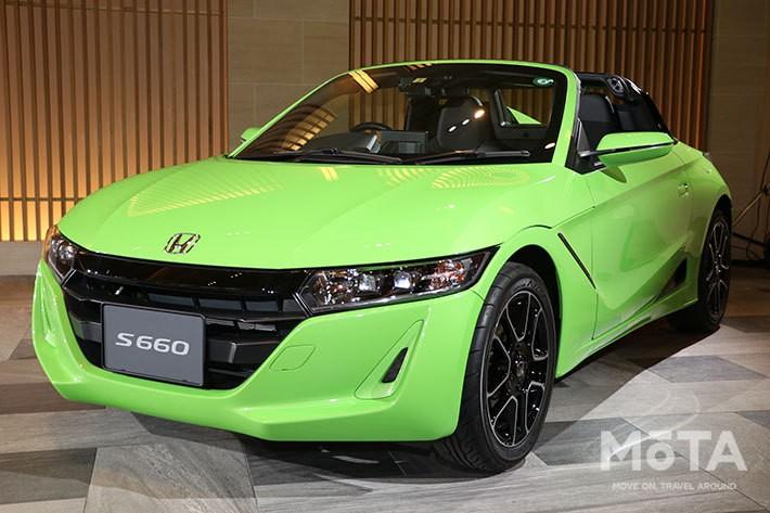選択できる車種が限られるメーカーもある,ホンダのサブスクでは軽やコンパクトカーなど実用車だけでなくS660も用意される