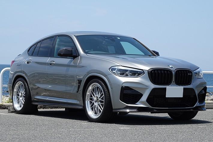 BMW X4 M(ベイファール)