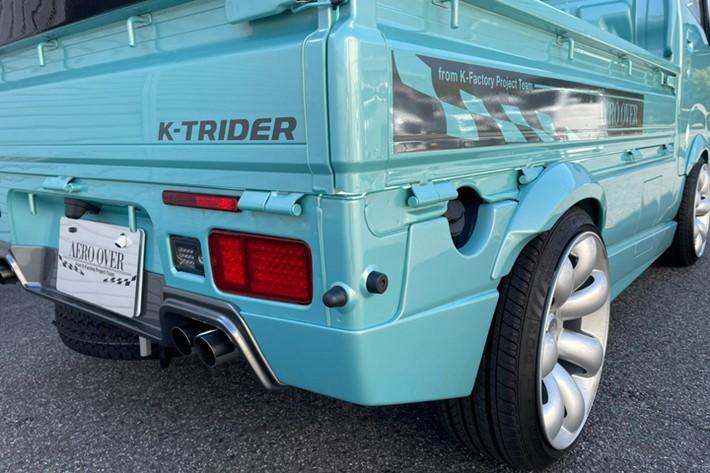 Kトライダー/AERO OVER(K-Factory)