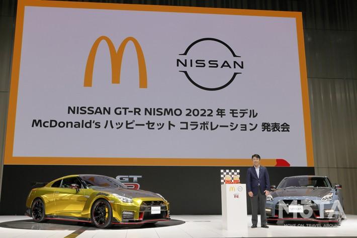 日産 GT-Rニスモ 2022年モデル