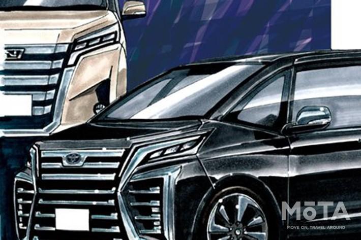 チェンジ ノア フル モデル 大物のフルモデルチェンジが続々と! 新型「アクア」や「ヴォクシー」など2021