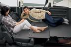 車中泊派必見! 最初から車中泊仕様が標準装備された「ホンダ フリード+」は買ったその日から車内で寝れる!