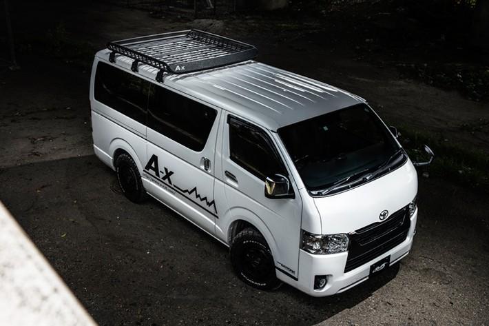 ショウワガレージ A-X(エークロス)