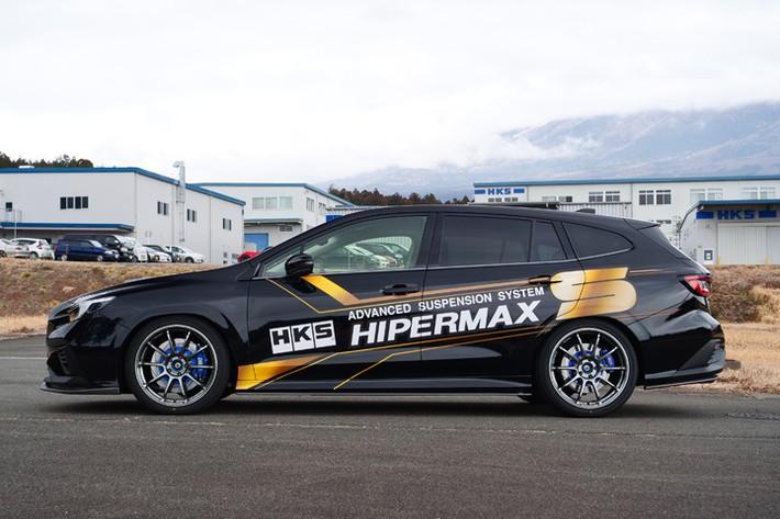 HKS HIPERMAX S(スバル 新型レヴォーグ用)