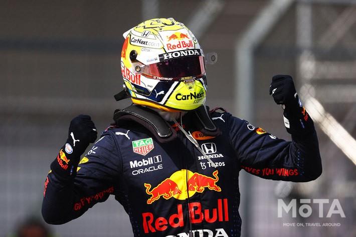 F1 2021 第9戦オーストリアGPで優勝したマックス・フェルスタッペン選手