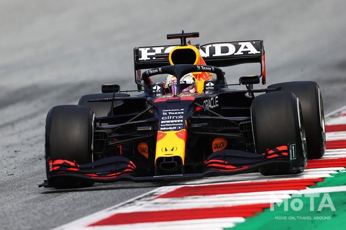 Red Bull Racing Honda 33号車/Max Verstappen(マックス・フェルスタッペン)[Formula 1 F1 2021 Austrian Grand Prix(第9戦オーストリアGP)] [Photo:Honda]