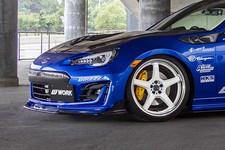 スポーツカーはもちろんコンパクトやミニバンもレーシーに仕立てる「ワークエモーシ...