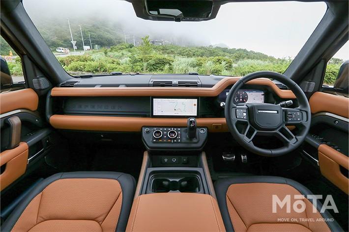ランドローバー 新型ディフェンダー110
