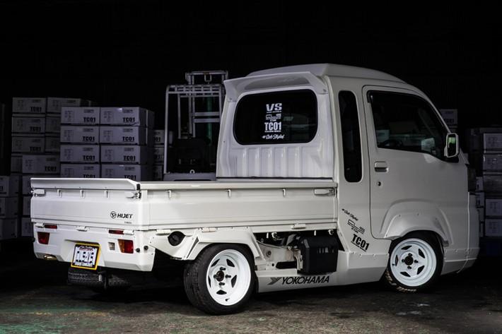 CLS VS S500系ハイゼットトラック/ESB