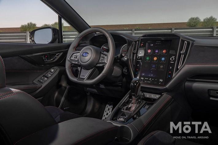 北米モデルの新型WRXは新型レガシィ アウトバックやレヴォーグとかなり近いデザインとなる