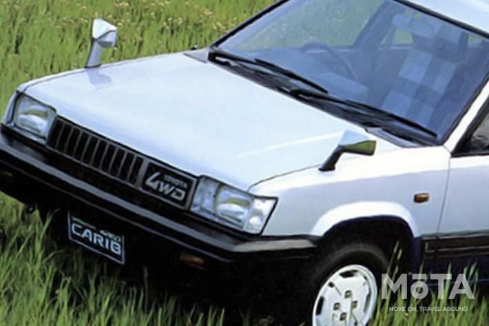 トヨタ 初代スプリンターカリブ