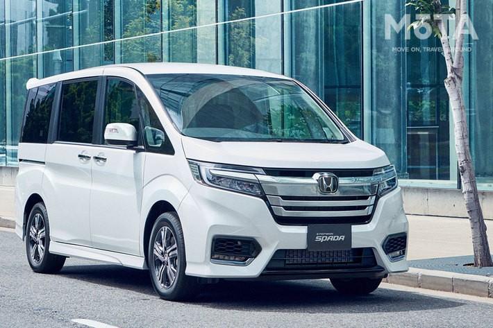ホンダ ステップワゴン「e:HEV SPADA G・EX Honda SENSING」(現行型・5代目)