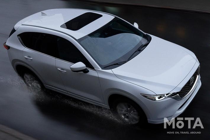マツダ CX-5 2022年北米モデル