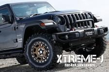 軽トラから本格4WDまで、重厚感を高めるオフロードテイスト満載のコンケーブディ...