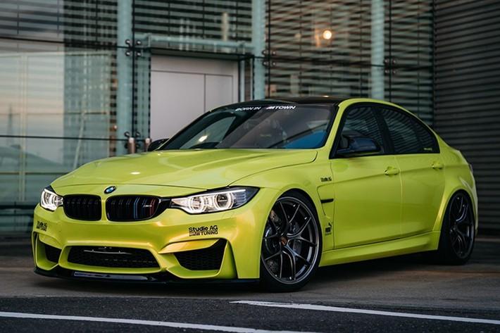 BMW M3セダン(カラップ)