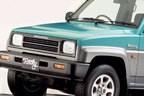 ダイハツ「ラガー」復活ってホント!? 昭和のダイハツ タフト・ロッキー・ラガー…実は時代の先を行っていたダイハツ製小型SUVの知られざる歴史を振り返る