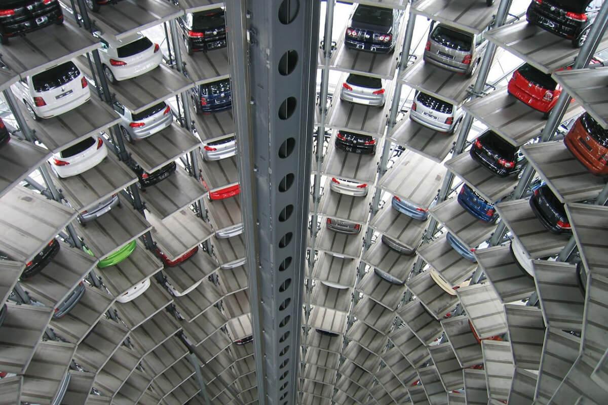 駐車スペースの確保