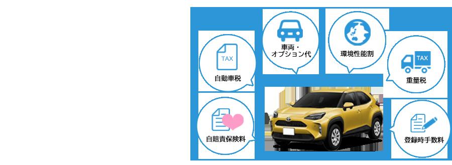 MOTAカーリースは、毎月定額で全部コミコミだから、手軽にマイカーを持てるお得なクルマの乗り方です。