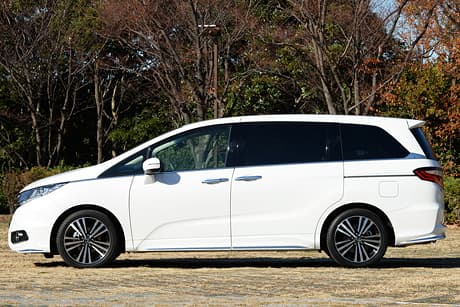 Honda Odyssey02