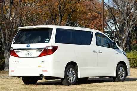 Toyota ALPHARD Hybrid04