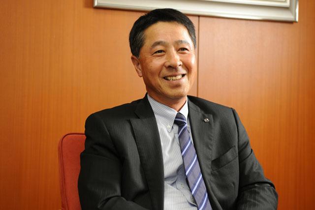 社長に訊く ~マツダ株式会社代表取締役社長 兼 CEO 小飼 雅道~