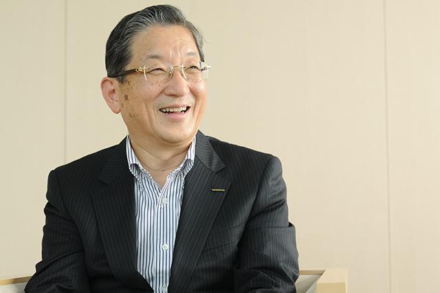 社長に訊く ~日産自動車株式会社代表取締役 最高執行責任者(COO)志賀 俊之~